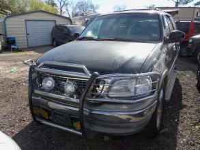 2000 FORD EXPEDITION EDDIE BAUER 4DR MPV