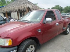 2002 FORD F150 Houston TX 4830 - Photo #1