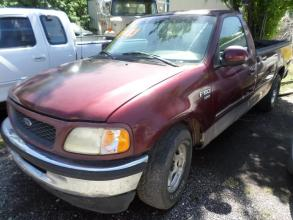 1998 FORD F150 Houston TX 5779 - Photo #1
