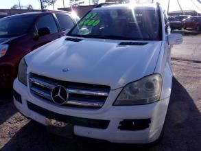 2007 MERCEDES BENZ GL CLASS Houston TX 7758 - Photo #1