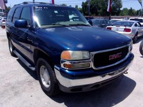 2001 GMC YUKON Houston TX 8164 - Photo #1